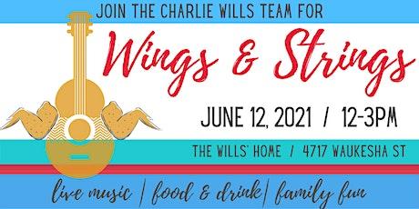 Wings & Strings 2021 tickets