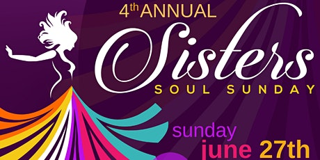 Sisters Soul Sunday 2021 tickets