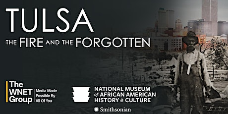 Commemorate the 100th Anniversary of the Tulsa Race Massacre tickets