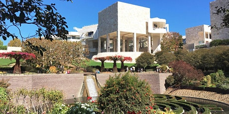 Daytrip to the Getty Center in Brentwood - 7/10/2021 tickets