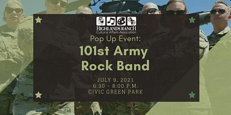 101st Army Rock Band tickets