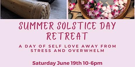 Summer Solstice Day Retreat tickets