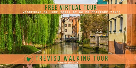 TREVISO, the little Venice- Free Walking Virtual Tour tickets