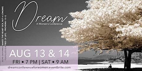 DREAM Women's Conference entradas