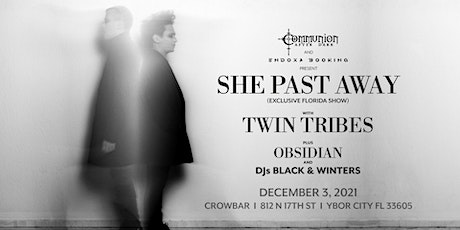 She Past Away - Exclusive Florida Show tickets