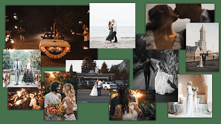 Wedding Photography with Nicole Ashley, Halima Jama, & Jon Taylor Sweet image