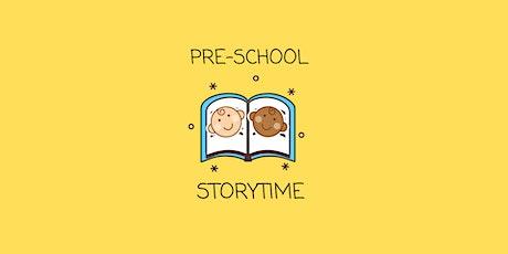 Preschool Storytime: Garden Edition tickets