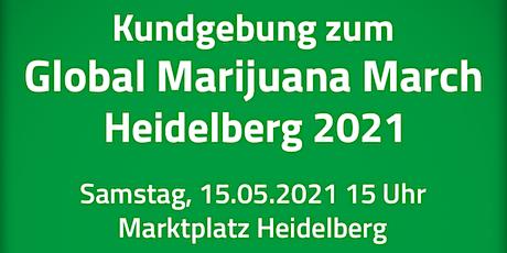 Global Marijuana March in Heidelberg Tickets