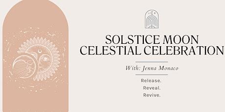 Virtual Capricorn Full Moon & Summer Solstice Celebration (4:30 PST) tickets