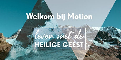 Motion Church zondagsdienst 9 mei tickets