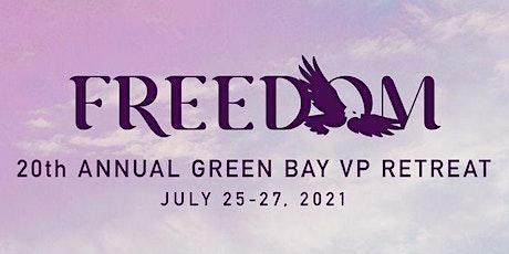 Green Bay Leadership Retreat 2021 - Freedom tickets
