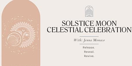 Virtual Capricorn Full Moon & Summer Solstice Celebration(7:30 PST) tickets