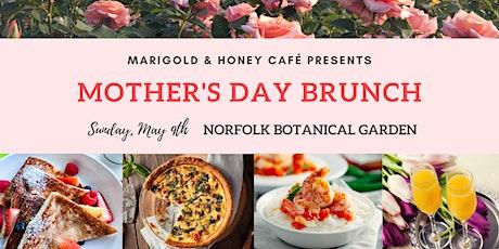 Mother's Day Brunch @ Norfolk Botanical Garden tickets