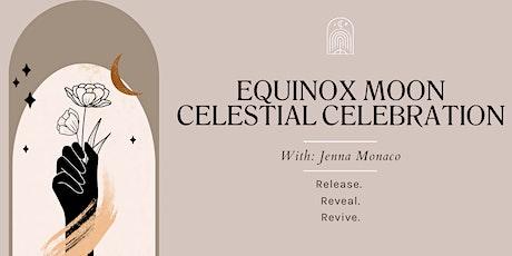 Virtual Pisces Full Moon & Fall Equinox Celebration (4:30 PST) tickets