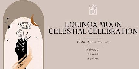 Virtual Pisces Full Moon & Fall Equinox Celebration (7:30 PST) tickets