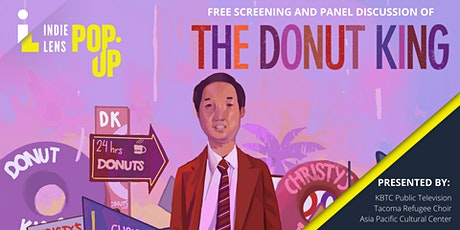 The Donut King Virtual Film Screening and Discussion tickets