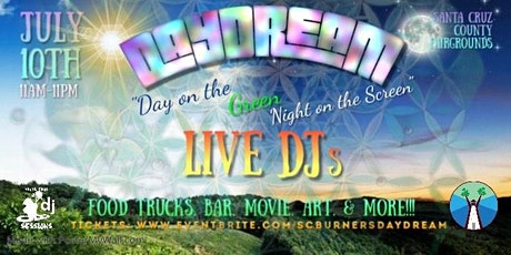 Daydream: Day on the Green, Night  on the Screen tickets