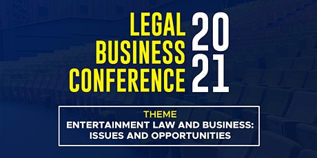 LEGAL BUSINESS CONFERENCE 2021 tickets