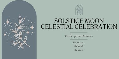 Virtual Gemini Full Moon & Winter Solstice Celebration (4:30 PST) tickets