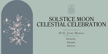 Virtual Gemini Full Moon & Winter Solstice Celebration (7:30 PST) tickets