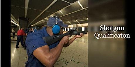 OPOTA Shotgun Qualification - (at Stonewall Range) tickets