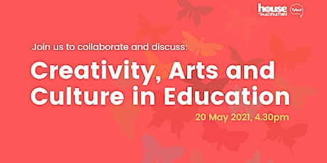 Creativity, Arts and Culture in Education | Learner Voice tickets