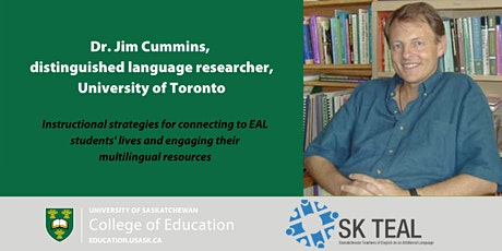 Connecting to EAL Students' Lives and their Multilingual Resources Webinar tickets