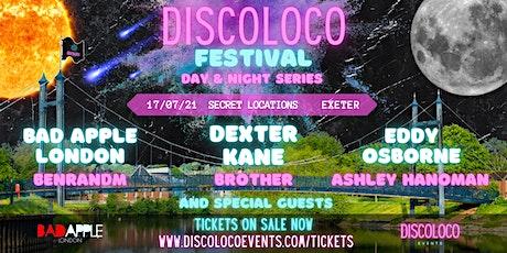 Discoloco Festival - Day & Night Series tickets