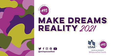 Make Dreams Reality - Mental Wellness Daytime tickets