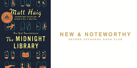 New & Noteworthy Book Club | Midnight Library tickets