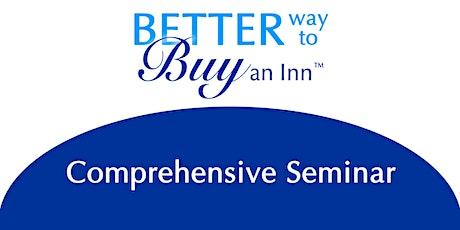 Better Way to Buy an Inn™:  Comprehensive Innkeeping Seminar tickets