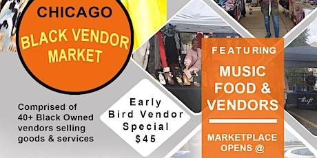 Sassy's Chicago Black Vendor Market tickets
