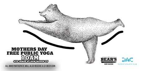 Free Public Mothers Day Yoga tickets