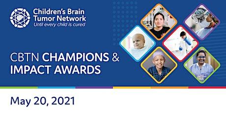 Children's Brain Tumor Network Champions & Impact Awards tickets