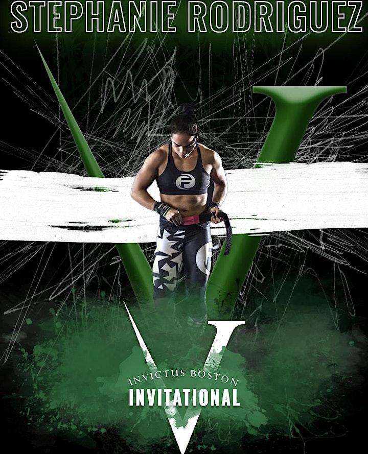 The Invictus Boston Invitational image