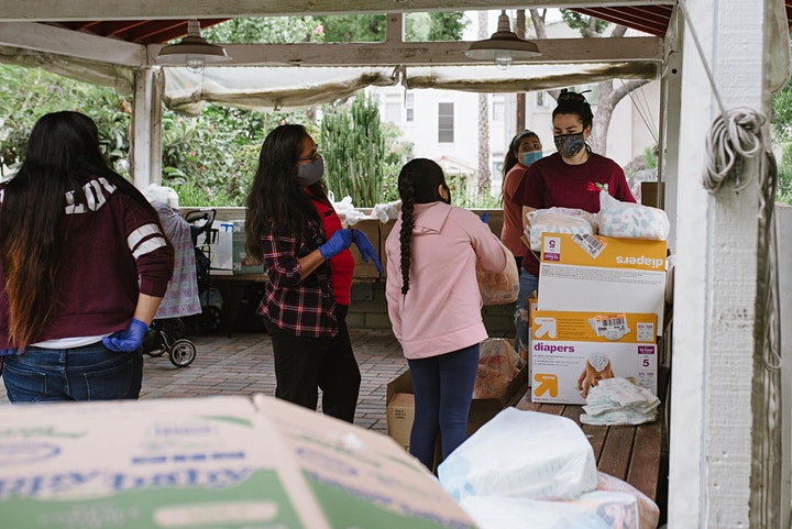 Weekly Diaper Distribution for Moms in Need  8:30 a.m. - 9:30 a.m. image