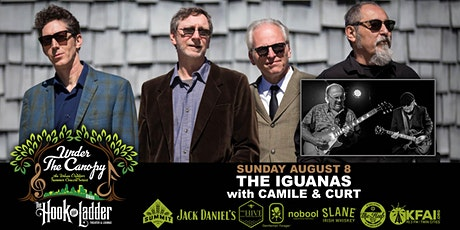The Iguanas with guest Camile and Curt tickets