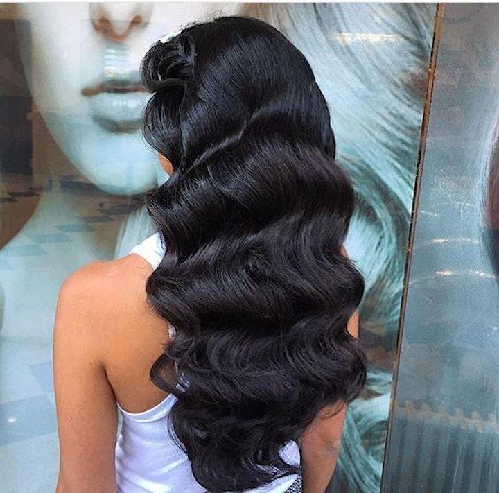 Hollywood Waves Pro Hairstyling Workshop image
