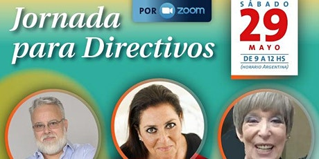 JORNADA PARA DIRECTIVOS entradas