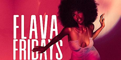 Flava Fridays @ The Eighteen Hookah Lounge tickets