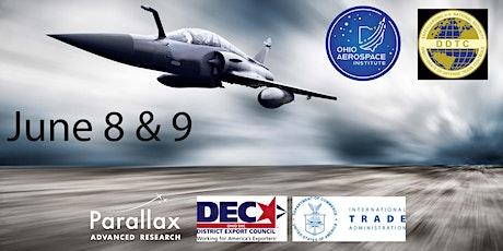 ITAR  Export Compliance tickets