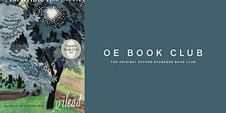 OE Book Club | Gilead tickets