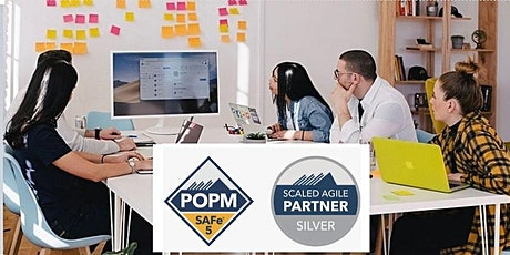 SAFe Product Owner/ Product Manager 5.0 – Virtual Training - May 15 - 16 tickets
