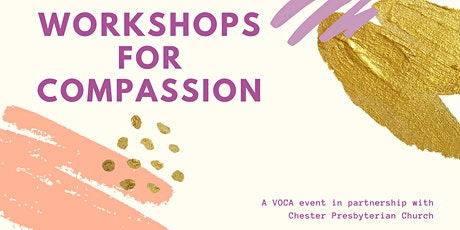 Workshops for Compassion tickets