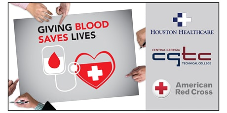 Houston Healthcare and CGTC co-sponsored Blood Drives tickets