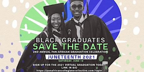 Statewide Virtual Collegiate Black Grad Rally Call tickets