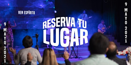 REUNIÓN PRESENCIAL - DOMINGO 9 MAYO boletos