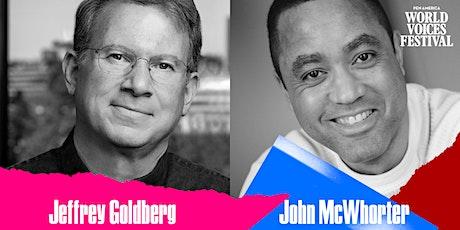 Pleasure, Power, and Profanity: John McWhorter and Jeffrey Goldberg tickets