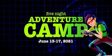 Adventure Camp 2021 tickets