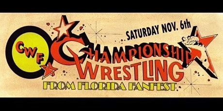 Rock N Roll Express Take Over Tampa at CWF Legends Fanfest 7! tickets